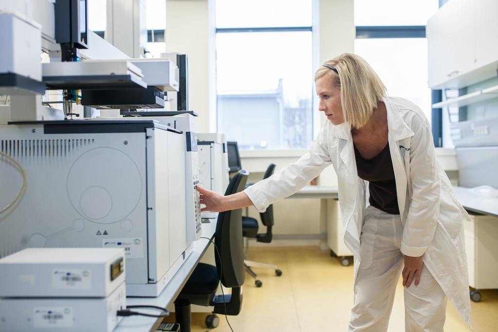 Certified Laboratory